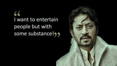 Irrfan khan Bollywood Actor