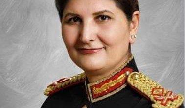 Major General Nigar Johar, 1st female officer